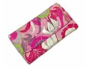 Clutch Organizer Tri-fold Wallet