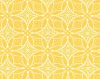 1 yard High Street Yellow  Moda Fabric by Lily Ashbury