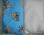 Monkey Boo Boo Bag with removable cover