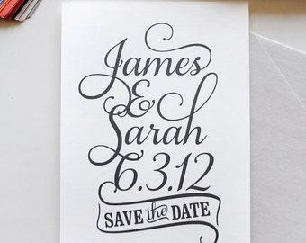 Wedding Logo, DIY, digital file, script font