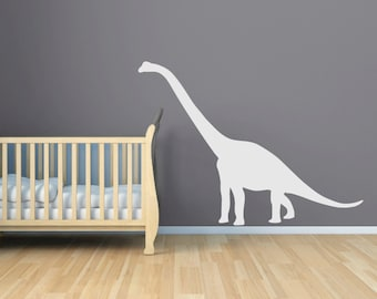 Dinosaur Wall Decals Etsy - Custom vinyl wall decals dinosaur