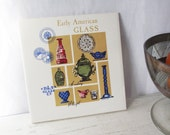 Vintage Trivet - Early American Glass - H & R Johnson - Made in England