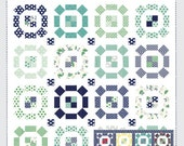Puddle Jumping Pattern by Camille Roskelley of Thimble Blossoms