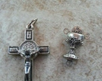 Cross and Chalice set