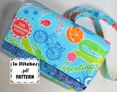 Franny PDF Fanny Pack Pattern EASY instructions DIY Waist Pack Belly Bag Tutorial
