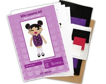 Miko Doll sewing kit
