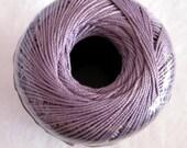 Aunt Lydias Fashion Crochet cotton thread, Size 3,   PLUM purple