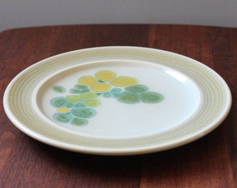 Franciscan China Pebble Beach salad plate. Mid century modern serving.