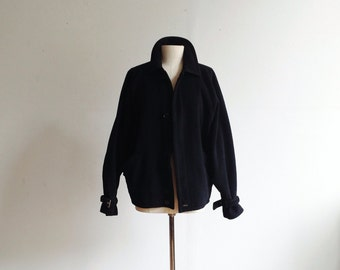 1980s Gianni Versace Wool Coat.