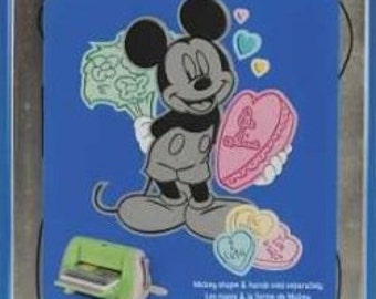Die and Embossing Folder Set...2 Piece Set of Brand New Love Always Die and Matching Embossing Folder Set