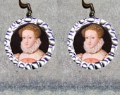 Mary Queen Scots Earrings