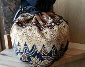 My Pretty Dice Bag - Indonesian Silk Edition