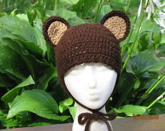 Bear Hat (Teen/Adult)