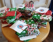 Holiday Coasters Set of Four