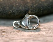 Sterling Lobster Clasp 13.5mm's