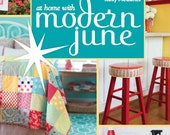 SALE! At Home with Modern June, Signed Copy
