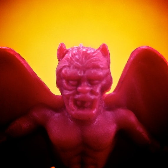 Winged Demon Portrait — Original 1 of 1 Gallery Edition photograph