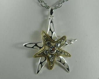 two tone starfish set