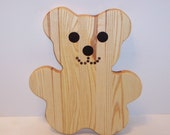 Teddy Bear Cutting Board