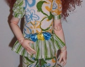 OOAK fashion set for Dollmore Narsha and YOSD girls