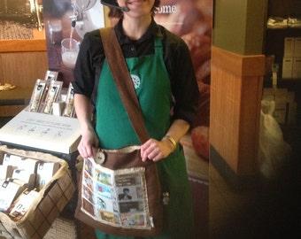 "Original Designed Starbucks ""baristaBAGGS"" Tote"