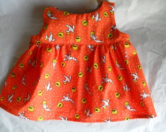 Halloween Doll Clothes fits BAB or H K Hand Made Bear Clothes