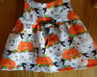 Halloween Doll Clothes fits BAB or H K HandMade Bear Clothes