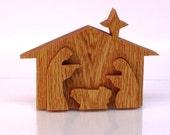 Nativity Scene 3D