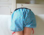 Girls Shorts, Baby Girl Bloomers French Style, Baby Girls Shorts, Toddler Girl Bloomers, Baby Girl Diaper Cover, Summer Shorts for Girls