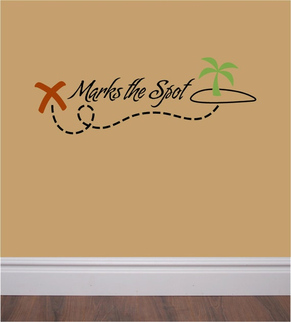 X Marks The Spot Pirate X Marks the Spot fun p...