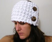 Juliette Headband Knitting Pattern / Digital PDF Knitting Pattern