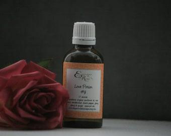 Love Potion NO.9 Massage Oil - Valentine Gift - Aromatherapy Massage Oil - Natural Massage Oil