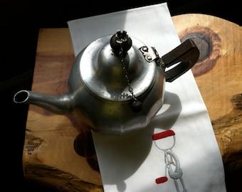 Vintage Viko Aluminum Tea Pot