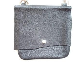 Leather Hip Bag