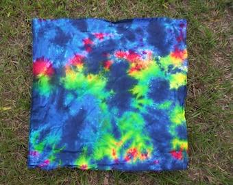 ColorSpace Tie Dye  Bandana