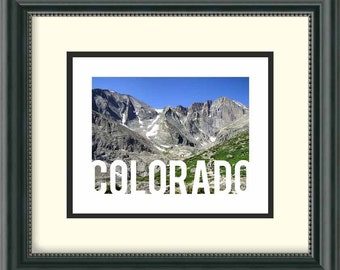 Colorado - Mountains - Digital Download