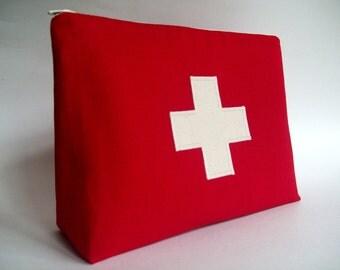 First aid bag 10 x 7 x 3