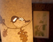 Small English Sparrow Table Lamp