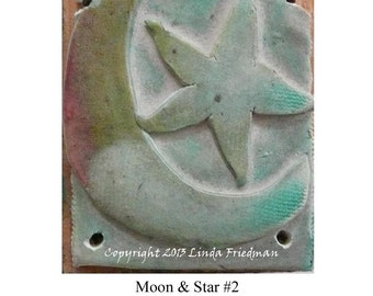 Stamp for Fabrid - Moon and Star No.2