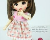 Lati yellow / Pukifee outfits (dress only)