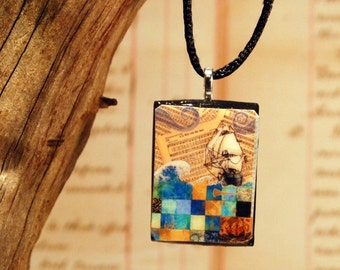 Hymns - It Is Well - Necklace - Large
