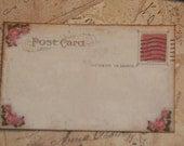 25 - Wedding Guestbook Alternative - Vintage Post Cards Paris - Wedding Wishes - Wedding Escort or Wedding Table Placecards