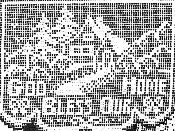 Vintage crochet pattern 2444 chair set filet crochet god bless vintage crochet pattern 2444 chair set filet crochet god bless our home instant pdf download dt1010fo