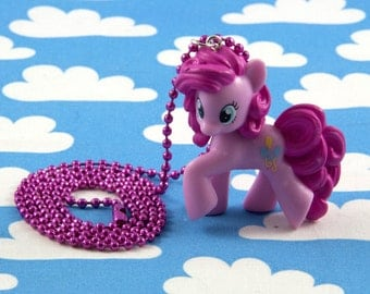 Pinkie Pie Necklace My Little Pony