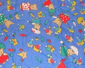 Baby Quilt~~~ Kittens and Stars