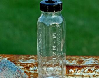 vintage baby bottle... Home Decor...   EVENFLO...  T 9  L
