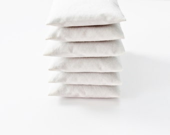 Organic Lavender Dryer Bags, Laundry Sachets for Sensitive Skin, Eco Friendly Cleaning Products, Natural Gift