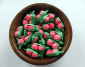 Twins Baby Shower Favor  Pink Seed Bomb Pea Pods