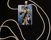 The Tao of Compassion Horse Necklace-)