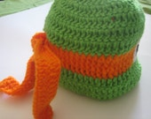 Inspired by Teenage Mutant Ninja Turtles-Hat for Photo shoot props and Christmas gifts